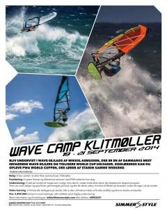 Wave-camp